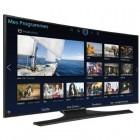 Televizor LED Samsung Smart TV 55H6800 Seria H6800 138cm negru Full HD 3D