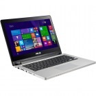 "ASUS 13.3"" Transformer Book Flip TP300LA, HD Touch, Procesor Intel® Core™ i3-4030U 1.9GHz Haswell, 4GB, 500GB, GMA HD 4400, Win 8.1"