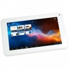 Tableta Vonino Otis QS, 7 inch TN MultiTouch, Cortex A7 1.3GHz Quad Core, 512MB RAM, 8GB flash, Wi-Fi, Bluetooth, GPS, Android 4.4.2, white