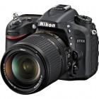 Nikon D7100 negru + obiectiv AF-S DX Nikkor 18-140mm f/3.5-5.6G ED VR