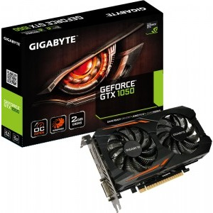 GIGABYTE GeForce GTX 1050 OC 2GB GDDR5 128-bit