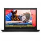 "Notebook / Laptop DELL 15.6"" Inspiron 5558 (seria 5000), HD, Procesor Intel® Core™ i3-4005U (3M Cache, 1.70 GHz), 4GB, 500GB, GMA HD 4400, Linux, Black, WiFi ac"