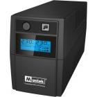 UPS Mustek PowerMust 636 LCD 650VA LIC-L0636