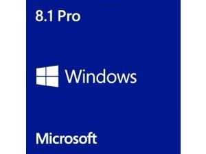 Windows 8.1 Pro, OEM DSP OEI, 64-bit, engleza