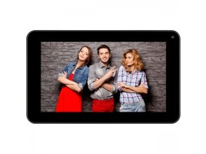 700 D, 7 inch MultiTouch, Cortex A7 1.2GHz Dual Core, 512MB RAM, 8GB flash, Wi-Fi, Android 4.2, negru-alb
