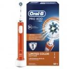Oral B Periuta electrica Oral B PRO 400 Cross Action Portocaliu