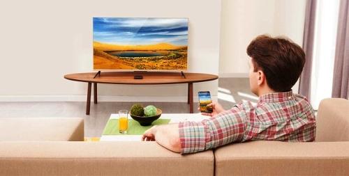 Media player xiaomi mi box tv quad core k wi fi