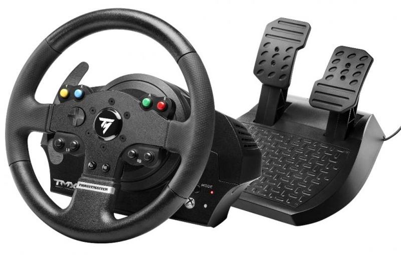 Volan Thrustmaster TMX Force Feedback pentru PC, Xbox One
