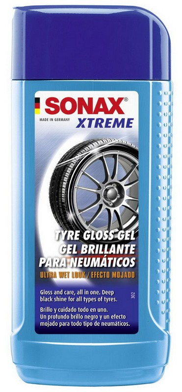 Jante si anvelope Sonax Gel Cauciucuri Xtreme Tyre Gloss