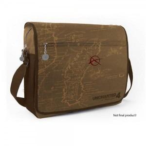 84ced78e01 Gaya Entertainment UNCHARTED 4 A THIEFS END MAP MESSENGER BAG - PC ...