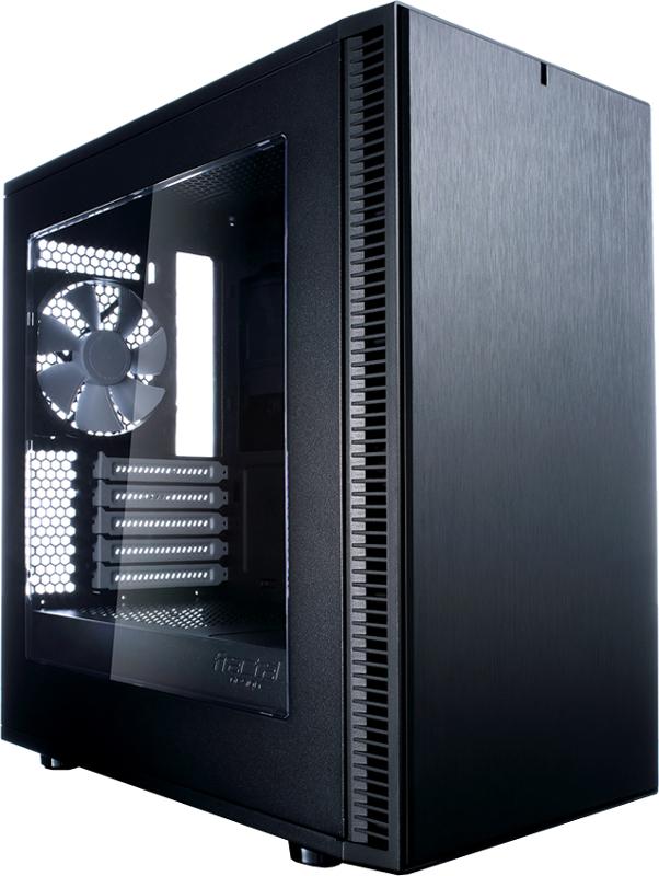 Carcasa Fractal Design Define Mini C Black Window