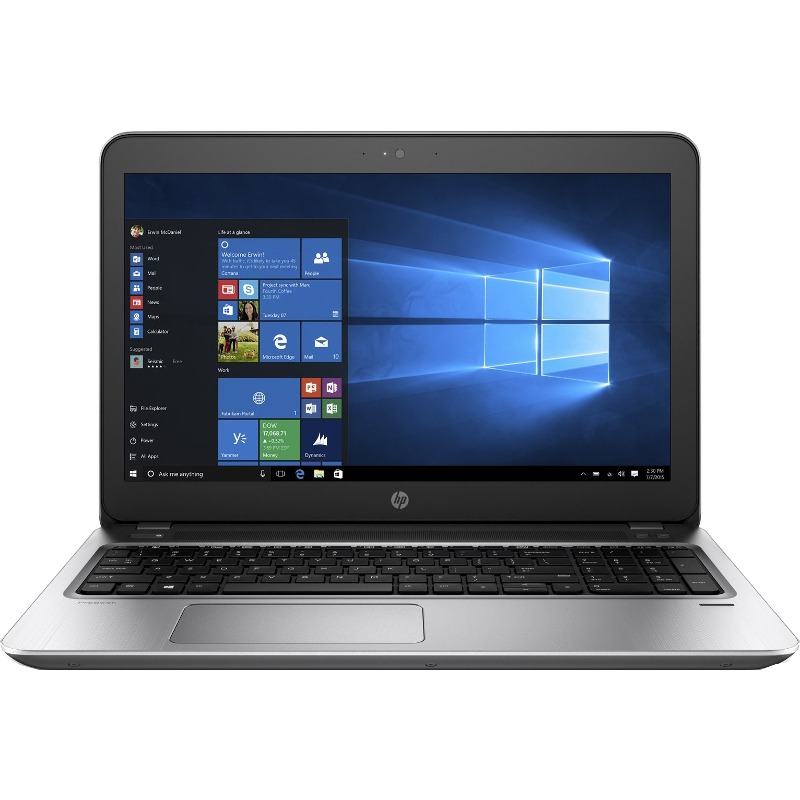 Notebook / Laptop HP 15.6'' Probook 450 G4, FHD, Procesor Intel® Core™ i5-7200U (3M Cache, up to 3.10 GHz), 8GB DDR4, 256GB SSD, GMA HD 620, FingerPrint Reader, Win 10 Pro