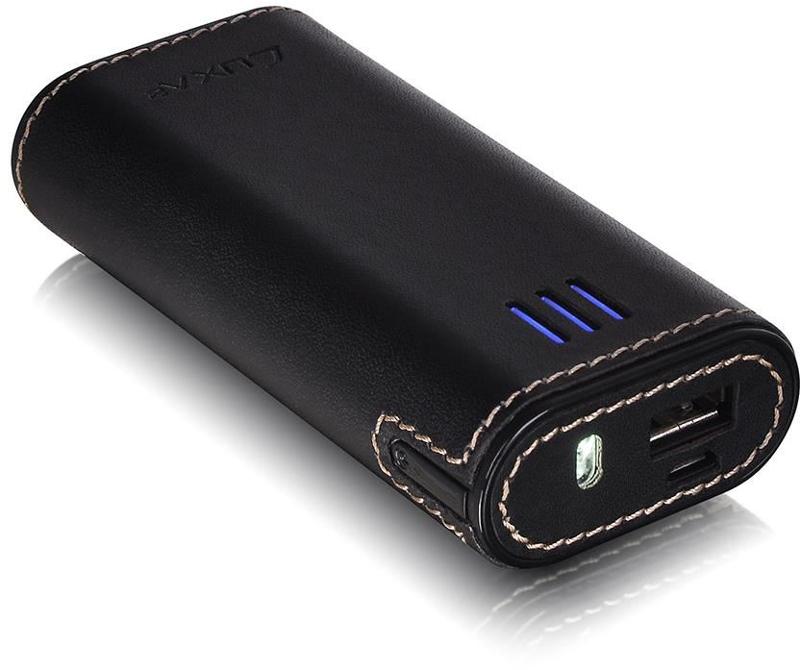 Baterie externa Thermaltake Luxa 2 PL2, 6000 mAh, 1x USB, 2.1A, Black