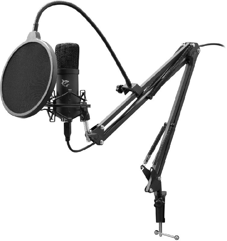Microfon White Shark DSM-01 ZONIS