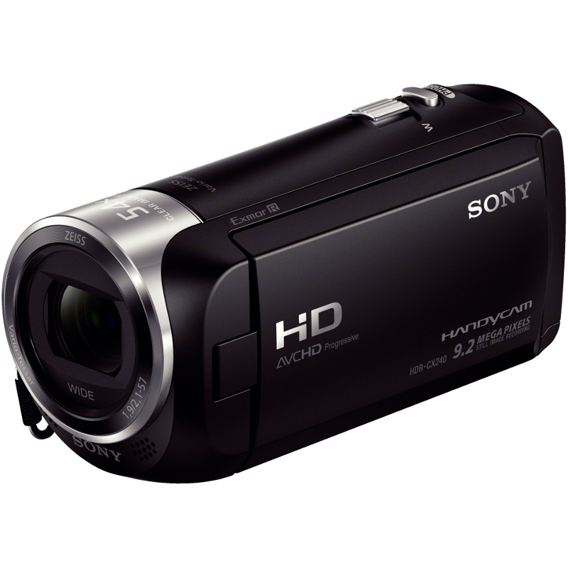 Camera video Sony HDR-CX240EB