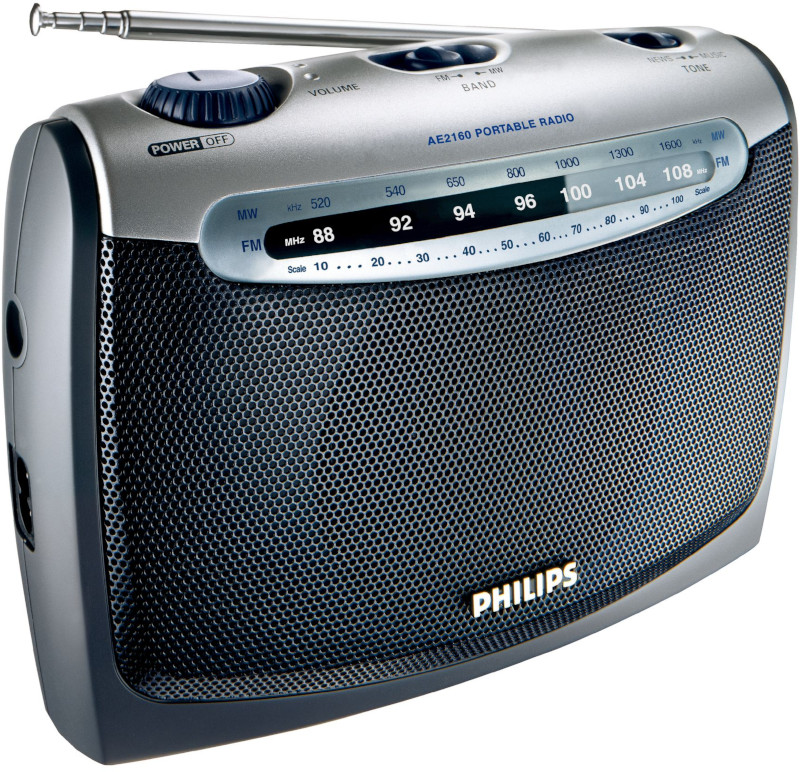 Accesoriu multimedia Philips AE2160 Radio portabil