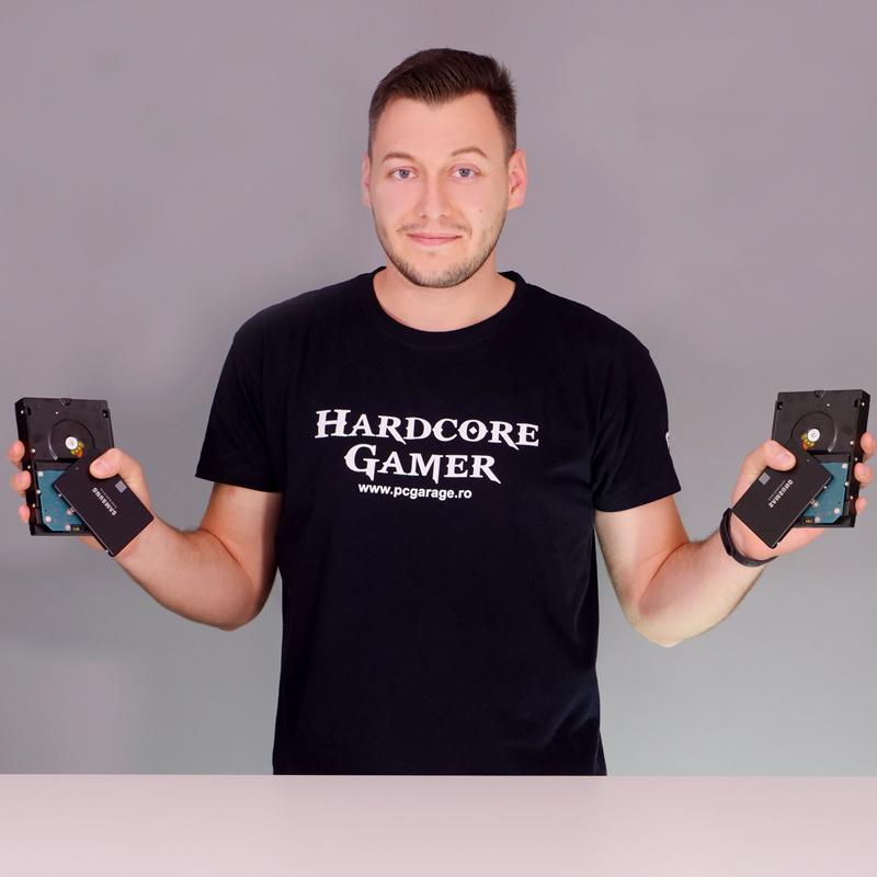 Serviciu Clonare hard-disk / unitate SSD