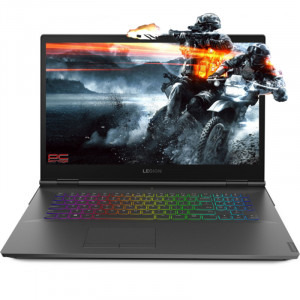 Lenovo Gaming 17.3'' Legion Y740, FHD IPS 144Hz G-Sync, Procesor Intel® Core™ i7-9750H (12M Cache, up to 4.50 GHz), 16GB DDR4, 1TB SSD, GeForce RTX 2060 6GB, FreeDos, Black