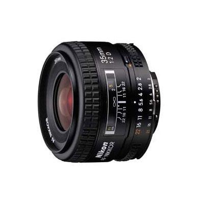 Obiectiv Nikon 35mm f/2D AF NIKKOR
