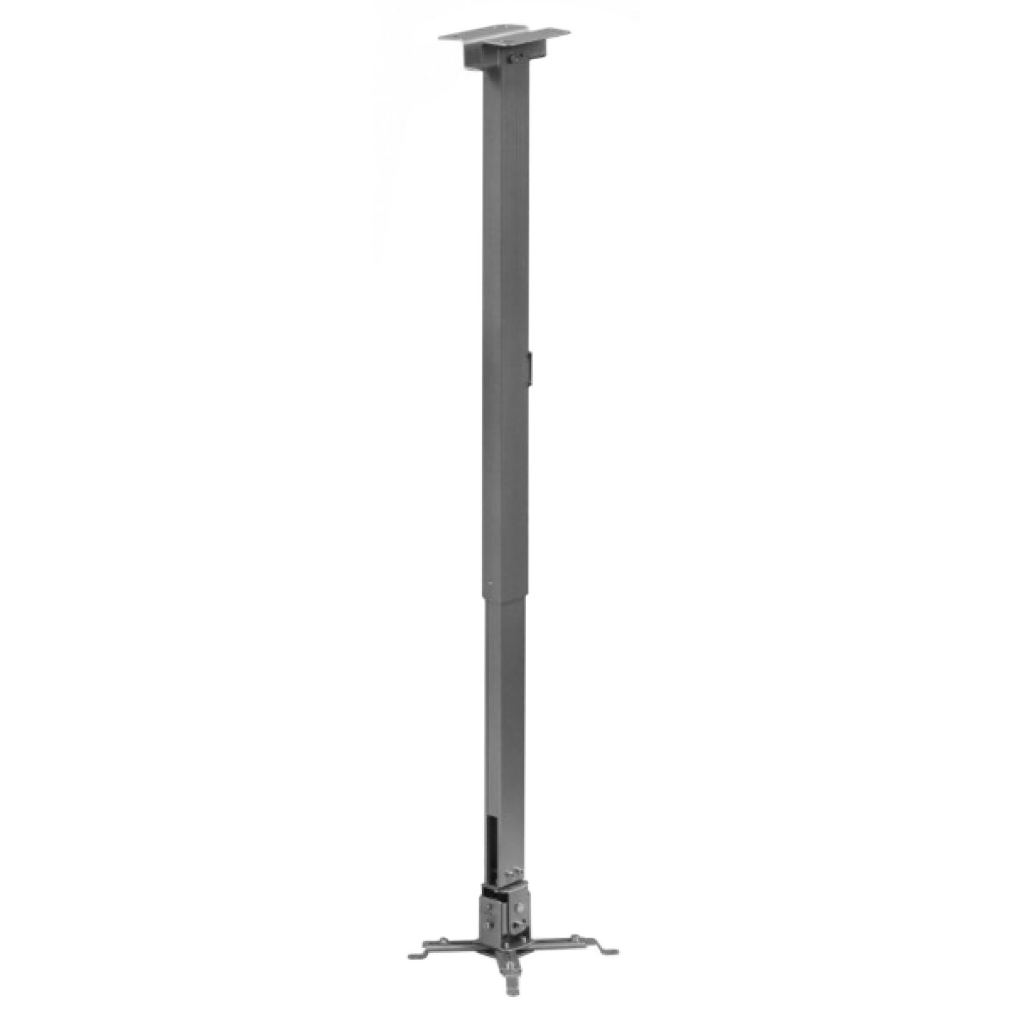 Accesoriu proiector Sopar Suport de tavan Tapa 23059 argintiu