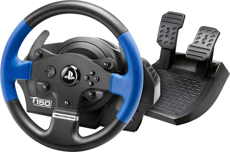 Volan Thrustmaster T150 pentru PC, PS3, PS4