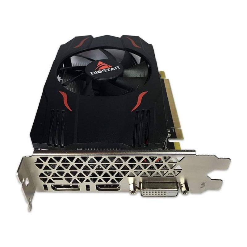 Placa video Biostar Radeon RX 550 4GB GDDR5 128-bit [1]