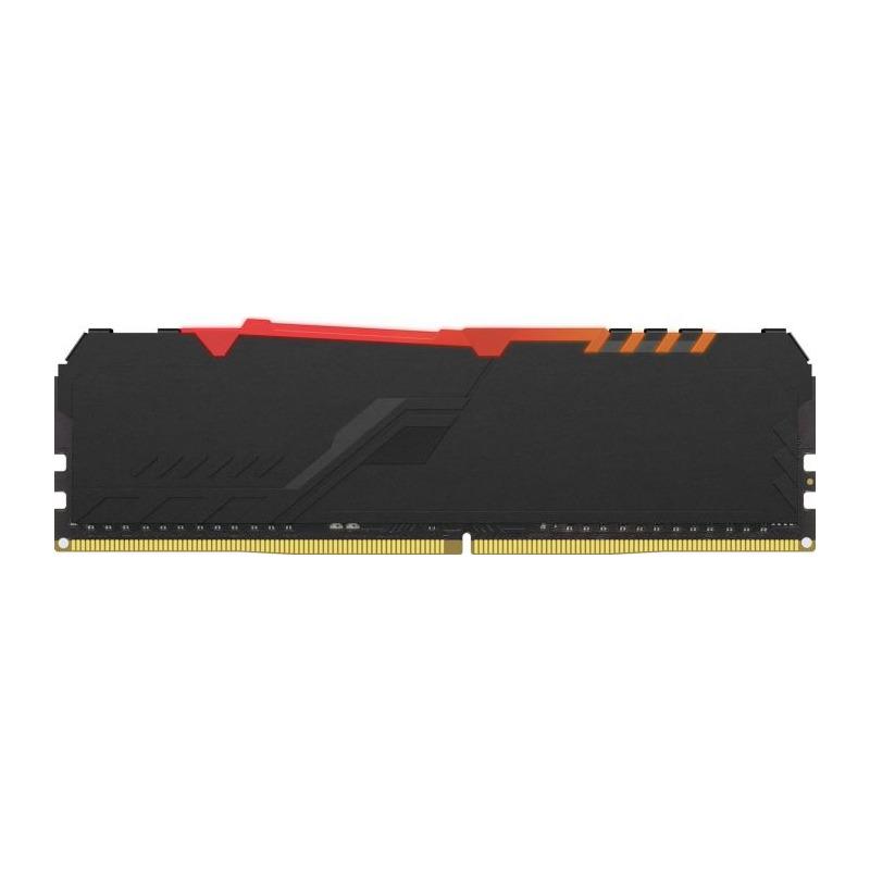 Memorie HyperX Fury RGB 8GB DDR4 2666MHz CL16 1