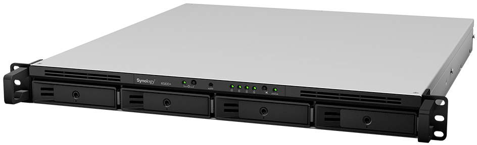 Network Attached Storage Synology RS820+ 2GB