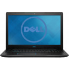 Notebook / Laptop DELL Gaming 15.6'' G3 3579, FHD, Procesor Intel® Core™ i7-8750H (9M Cache, up to 4.10 GHz), 8GB DDR4, 256GB SSD, GeForce GTX 1050 Ti 4GB, Linux, Black, 3Yr CIS (desigilat)