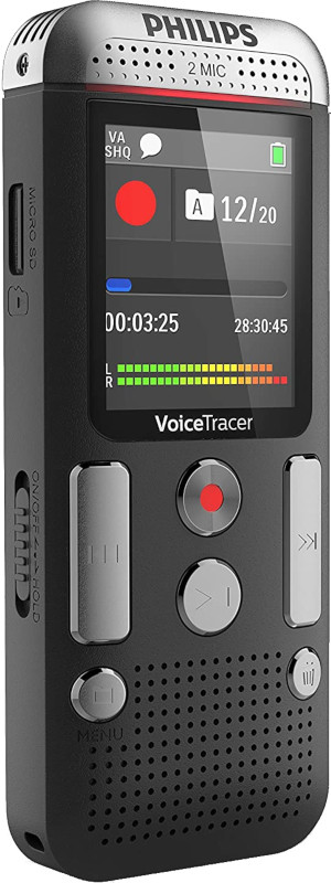 Accesoriu multimedia Philips DVT2510 Reportofon