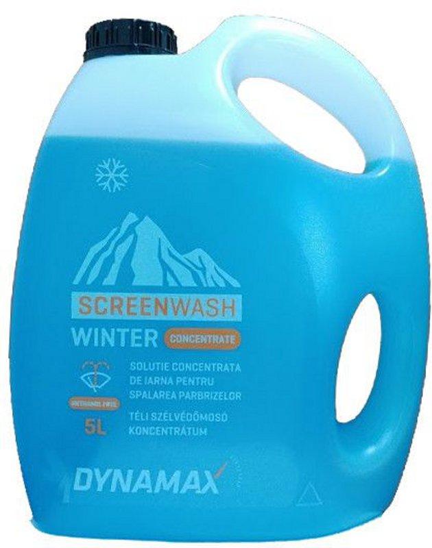Lichid parbriz Dynamax Concentrat de iarna 5L