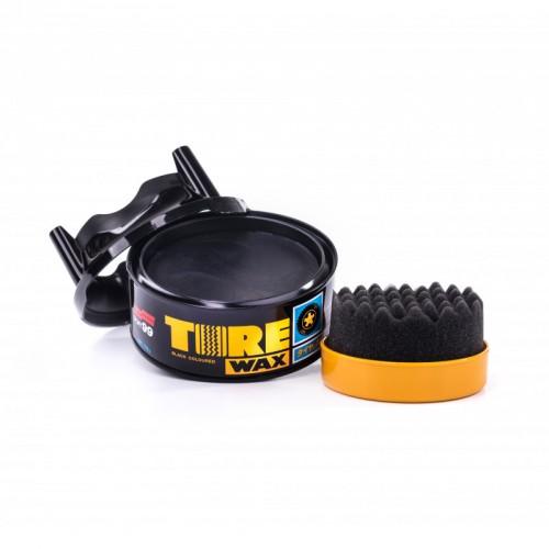 Jante si anvelope Soft99 Dressing Anvelope Tire Black Wax, 170 gr