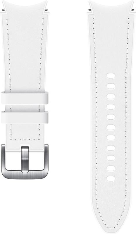 Curea Samsung Hibrid Band Classic S/M White pentru Galaxy Watch 4/Classic