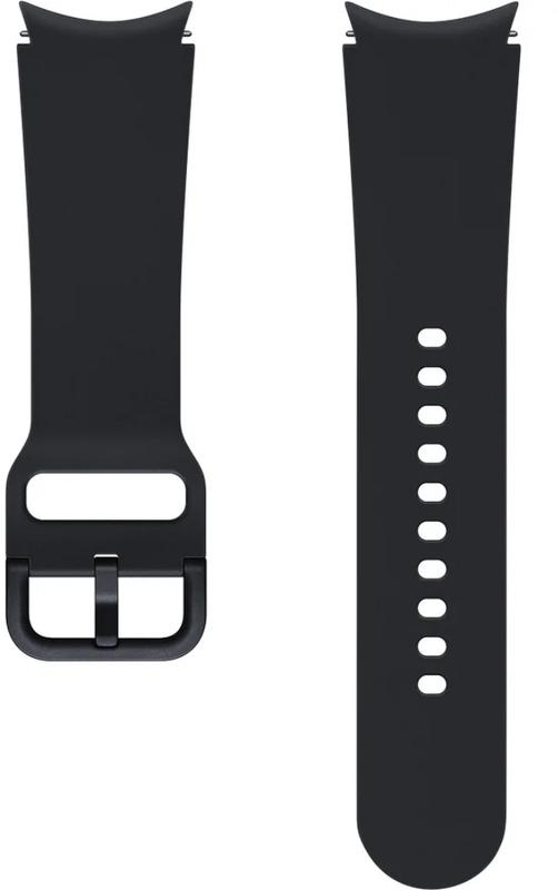 Curea Samsung Sport Band M/L, Black pentru Galaxy Watch 4/Classic