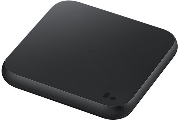 Incarcator wireless GSM Samsung EP-P1300T, Wireless Charger Single, negru + incarcator