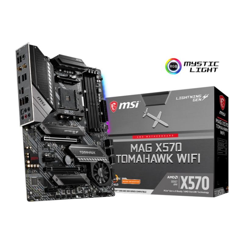 Placă de bază MSI MAG X570 TOMAHAWK WIFI