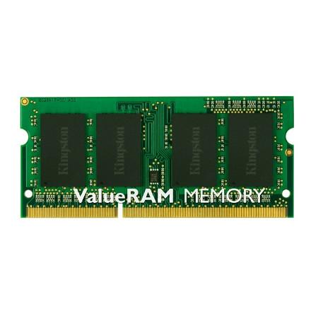 Memorie notebook Kingston ValueRAM, 2GB, DDR3, 1333MHz, CL9, 1.5v