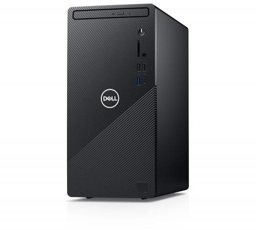 Desktop PC DELL Gaming Inspiron 3881 MT, Procesor Intel® Core™ i5-10400F 2.9GHz Comet Lake, 8GB RAM, 256GB SSD + 1TB HDD, GeForce GTX 1650 SUPER 4GB, Windows 10 Pro