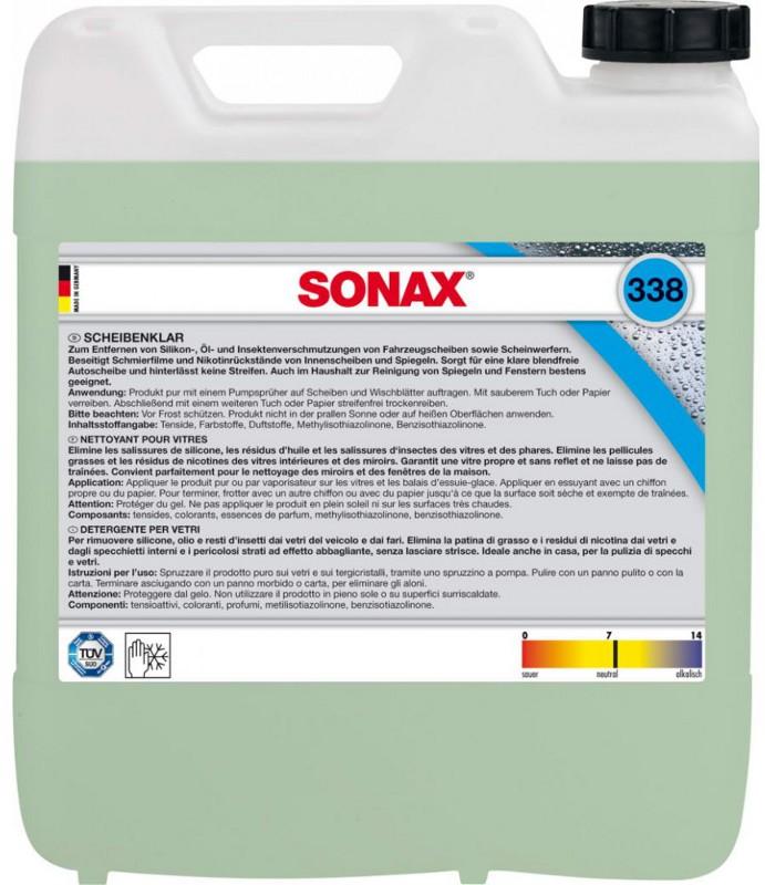 Curatare geamuri Sonax Clear Glass 5L