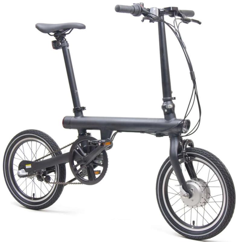 Xiaomi Bicicleta electrica Mi Smart Electric Folding Black