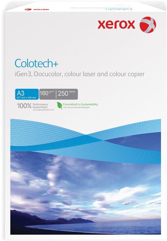 Hartie Xerox Colotech A3 160 g/m2 250 Coli