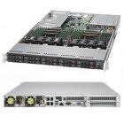 Server Supermicro SuperServer 1028U-TR4+, 2x Procesor Intel® Xeon® E5-2680 v3 2.5GHz Haswell, 16x 32GB LRDIMM DDR4 2133MHz, 4x 900GB SAS, 4x 800GB SATA, SFF 2.5 inch, LSI SAS 3108 2GB cache