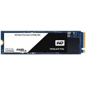 SSD WD Black 256GB PCI Express 3.0 x4 M.2 2280